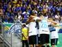 No detalhe: Grêmio troca 24 passes em mais de 1 minuto até abrir o placar