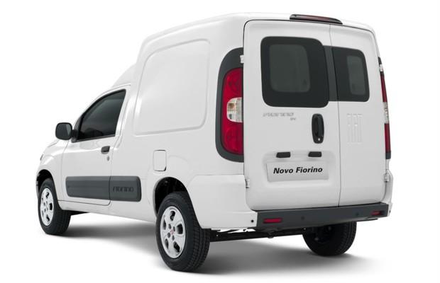 Fiat Fiorino 2014 (Foto: Fiat)