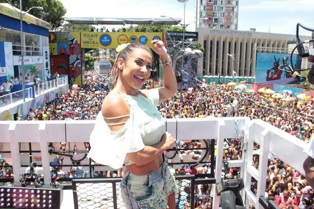 Sheila Carvalho (Foto: JC Pereira)