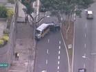 BH - 7h05: Acidente entre veículos deixa feridos no bairro Buritis