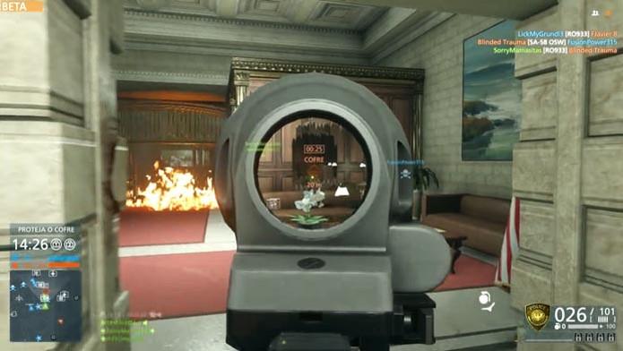 Battlefield Hardline: como jogar o novo modo Roubo (Foto: reprodução/Murilo Molina) (Foto: Battlefield Hardline: como jogar o novo modo Roubo (Foto: reprodução/Murilo Molina))