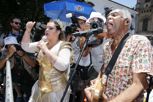 Preta Gil e Gilberto Gil (Foto: Felipe Panfili / Divulgação)