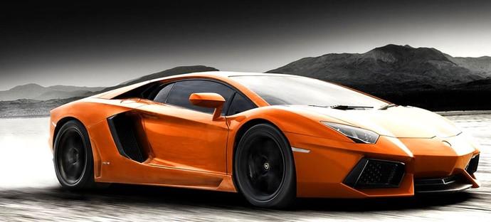 Lamborghini Aventator carros de Cristiano Ronaldo (Foto: Divulgação / Site Oficial)