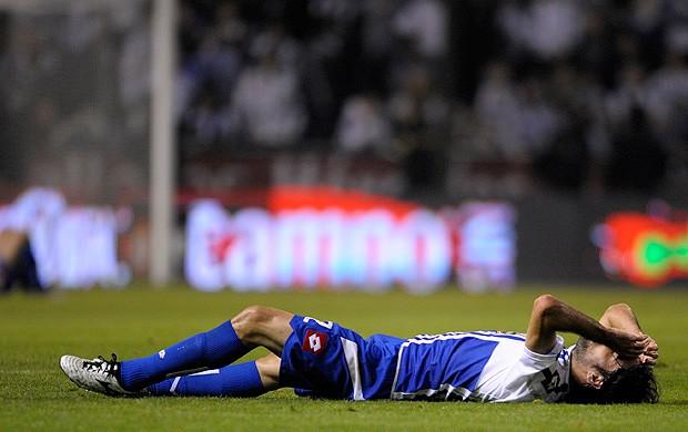 juan rodriguez la coruña rebaixado campeonato espanhol (Foto: agência AFP)
