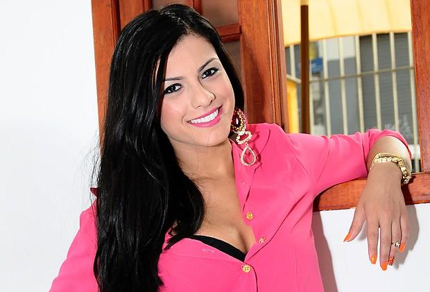Babi Rossi (Foto: Sylvia Gosztonyi / Ed. Globo)