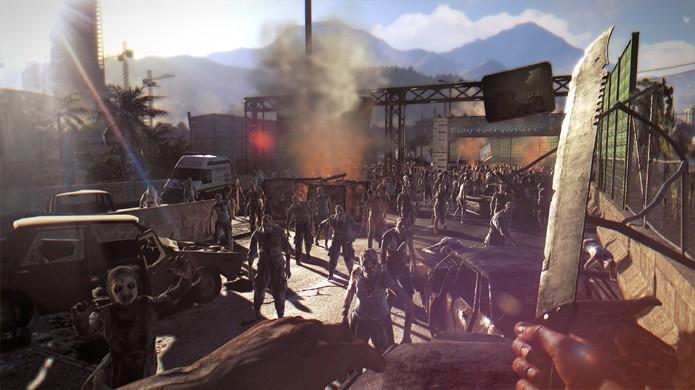 Dying Light usa a mesma base de Dead Island porém evoluiu em várias direções (Foto: Reprodução/Escapist Magazine)