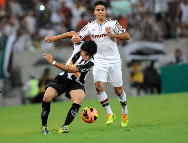 Fernandinho Fluminense x Atlético-MG (Foto: André Durão / Globoesporte.com)