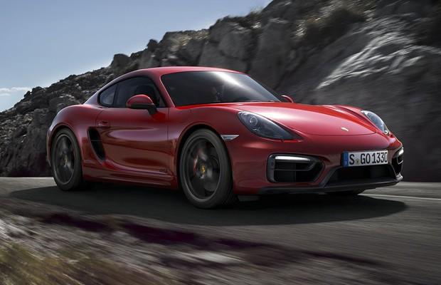 Porsche Cayman GTS (Foto: Divulgação)