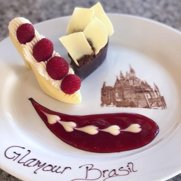 Cinderella Chocolate Slipper (Foto: Cosmopolitando)