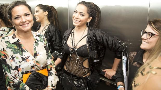 Anitta no Prmio Multishow 2014 (Foto: Multishow)