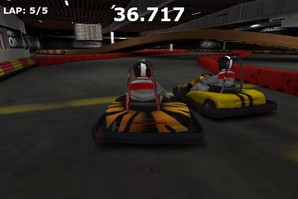 go karting iphone