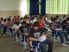 Mais de 8 mil candidatos fazem prova neste domingo para vagas do IFPB