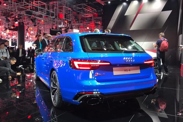 Audi RS4 Avant (Foto: Michelle Ferreira / Autoesporte)