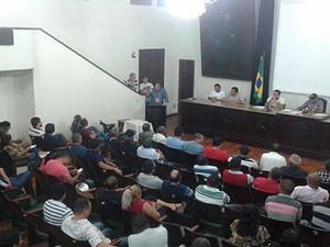 Decisão foi tomada após negociação falhar com o governo (Foto: Divulgação / Sinpol-MA)