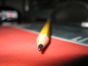 Lápis não são permitidos na prova do Enem (Foto: Wikimedia Commons)
