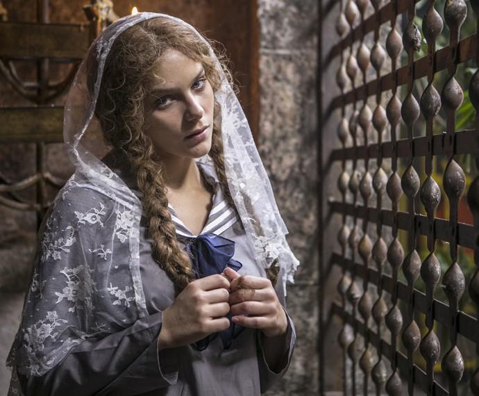 Isabella Santoni interpretará Patricia Pillar em fase mais jovem, em 'Ligações Perigosas' (Foto: Inácio Moraes/Gshow)