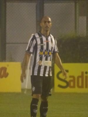 Tupi-MG Leandro Euzébio (Foto: Bruno Ribeiro)