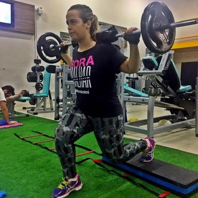 Mariana Bandeira Eu Atleta Prudente (Foto: Mariana Bandeira / Cedida)