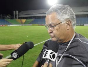 Edilson de Oliveira presidente Guarani-MG (Foto: Cleber Corrêa)