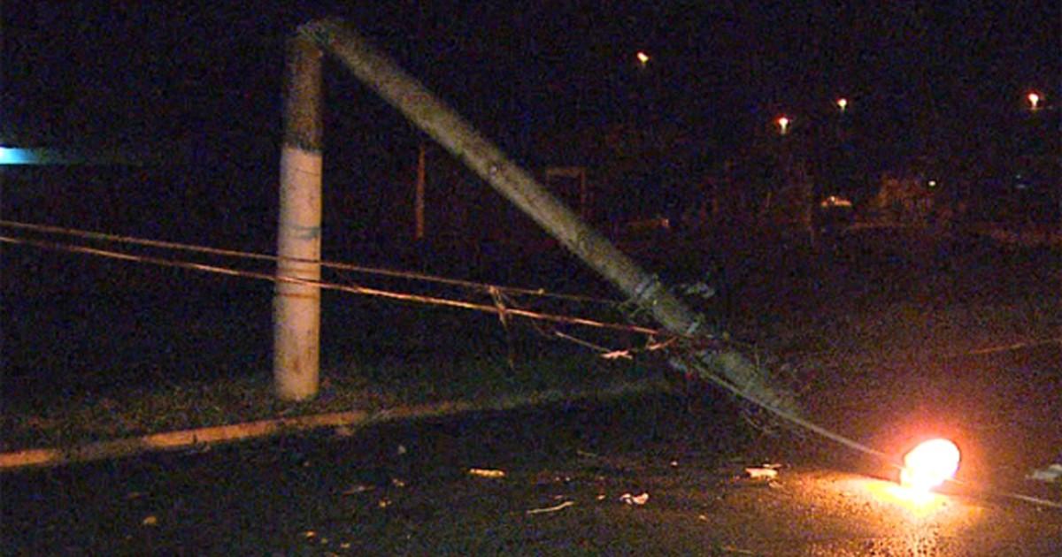 Temporal derruba árvores e provoca alagamentos em Sertãozinho ... - Globo.com