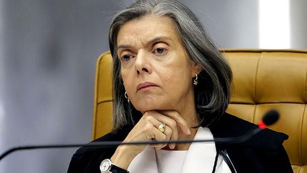 A ministra do STF Carmen Lúcia Rocha (Foto: Fernando Frazão/Agência Brasil)