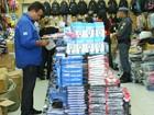 Ipem apreende cerca de 17 mil produtos ilegais à venda, em Manaus