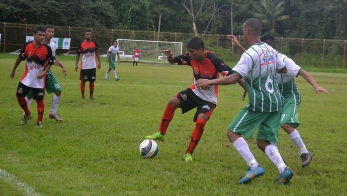 Independente; Trem; Sub-20; Futebol (Foto: Rosivaldo Nascimento/Arquivo Pessoal)