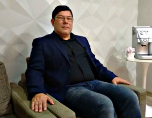 Alírio Moraes Santa Cruz (Foto: Artur Ferraz)