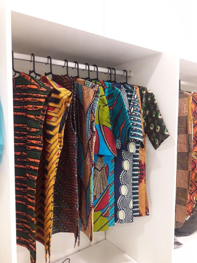 Estampas africanas vo dominar o figurino do show de Karol Conk (Foto: Fabiano Leone)