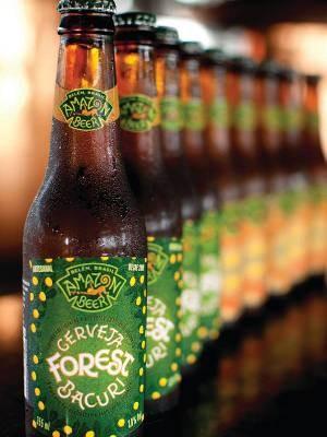 Forest Bacuri Amazon Beer (Foto: Divulgação)