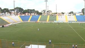 Francana, estádio Lancha Filho (Foto: Reprodução EPTV)