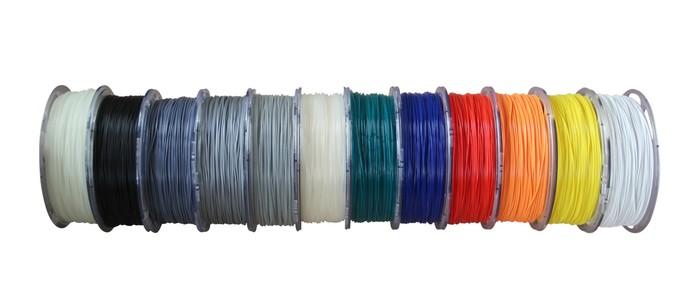 filamento impressão 3d (Foto: Divulgação/3Dcloner)