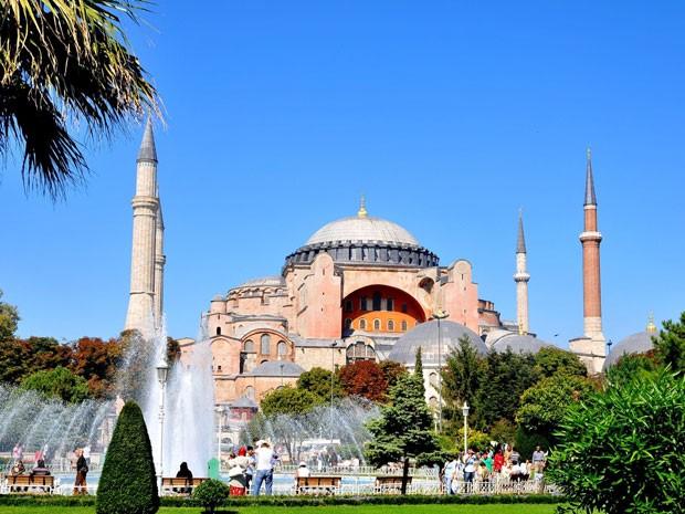 Istambul, na Turquia, cidade que ficou em primeiro lugar na lista de Melhores Destinos Europeus de 2013 (Foto: Go Turkey/Divulgação)
