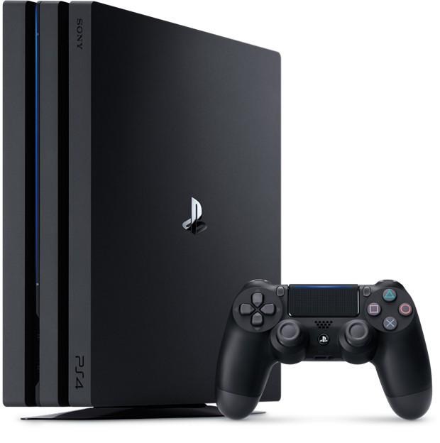PlayStation 4 Pro é mais potente que o modelo convencional e consegue rodar games em resolução 4K, segundo a Sony (Foto: Divulgação/Sony)