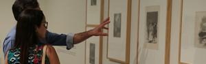 Solenidade marca abertura de exposições no Espaço Cultural (editar título)