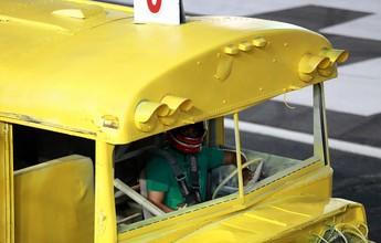 Giro do Motor: avião presidencial, corrida de 'busão' e morte no sidecar