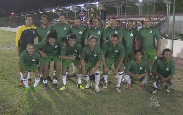A TV Amapá participa da disputa da Copa Imprensa, no Amapá (Foto: Bom Dia Amazônia)