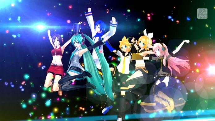 Novas músicas e novos Vocaloids (Foto: Divulgação)