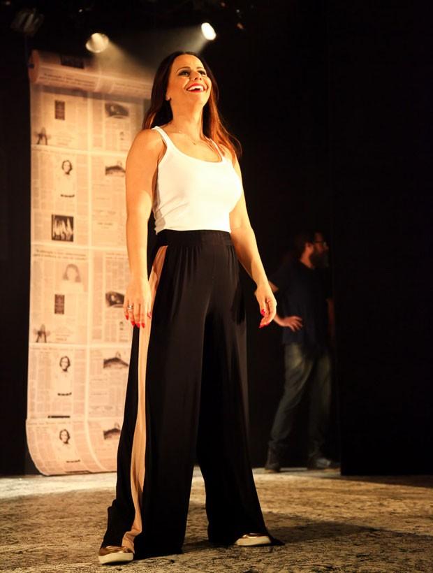 Viviane Araújo (Foto: Marcos Ribas/Brazil News)
