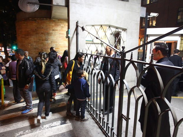 SP Santa Casa suspende atendimento (Foto: Vinicius Pereira/Folhapress)