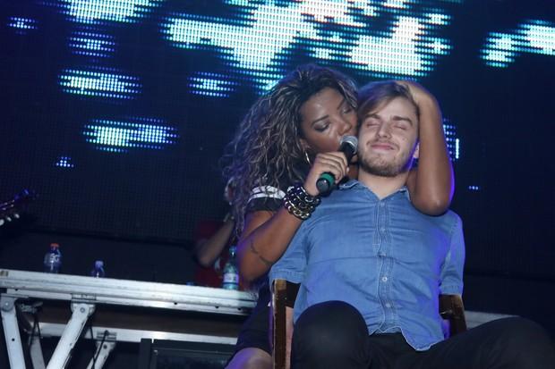 MC Ludmilla (Foto: Thiago Duran/AgNews )