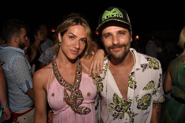 Giovana Ewbank e Bruno Gagliasso (Foto: Felipe Souto Maior)