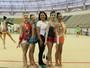 Equipe alagoana de ginástica melhora colocação nos Jogos da Juventude