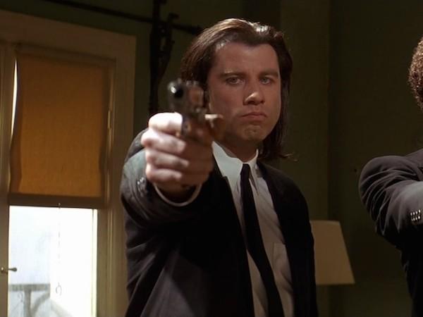 John Travolta em cena de 'Pulp Fiction' (Foto: Reprodução)