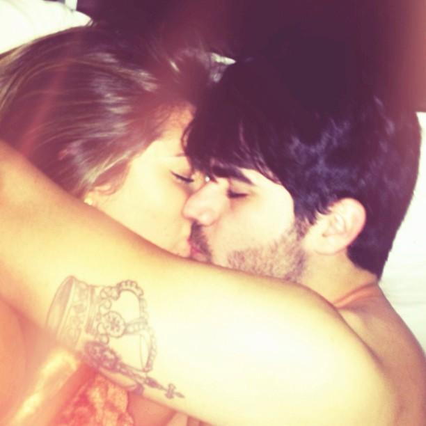 Adriana e Rodrigão (Foto: Reprodução/Instagram)