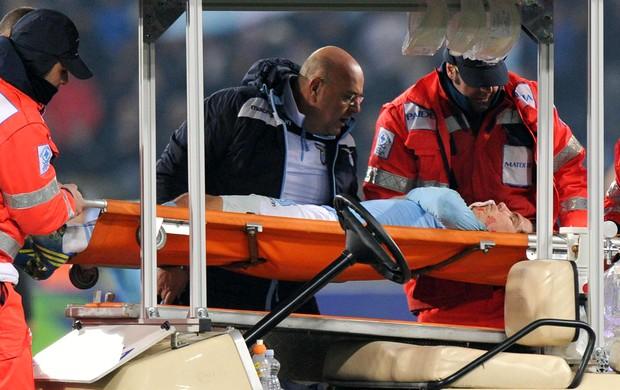 Hernanes Lazio (Foto: EFE)