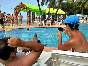Fortaleza vai aumentar em 60% número de leitos de hotéis até 2014. (Foto: TV Verdes Mares / Reprodução)