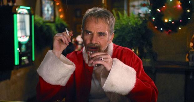 Até Papai Noel tá precisando dessas dicas (Foto: Reprodução filme 'Bad Santa')