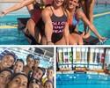 """Adeptas do selfie, meninas do nado elegem sua """"rainha"""" das redes sociais"""