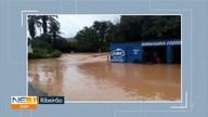 Mata Sul e Agreste registram fortes chuvas